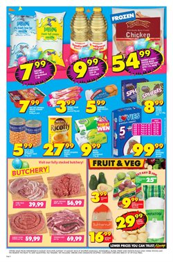 Soap offers in the Shoprite catalogue in Cape Town