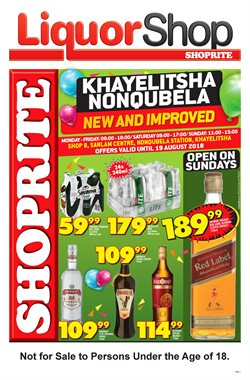 Baby offers in the Shoprite catalogue in Cape Town