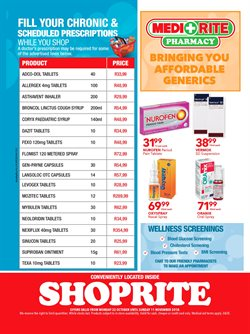 Car offers in the Shoprite catalogue in Cape Town