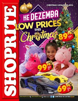 Groceries offers in the Shoprite catalogue in Khayelitsha