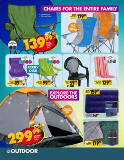 Bed offers in the Shoprite catalogue in Cape Town