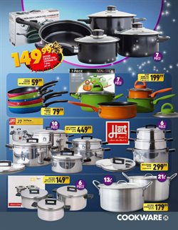 Heels offers in the Shoprite catalogue in Cape Town