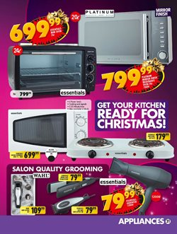 Furniture offers in the Shoprite catalogue in Khayelitsha