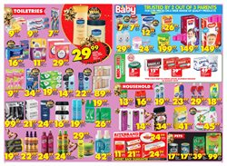 Toilets offers in the Shoprite catalogue in Cape Town