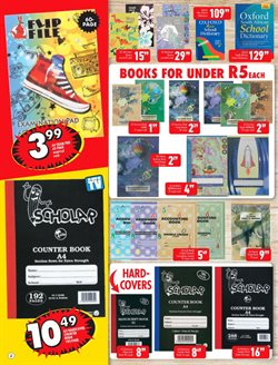 Notebook offers in the Shoprite catalogue in Cape Town