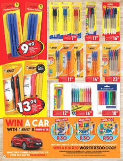 Markers offers in the Shoprite catalogue in Cape Town