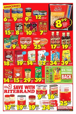 Bags offers in the Shoprite catalogue in Cape Town
