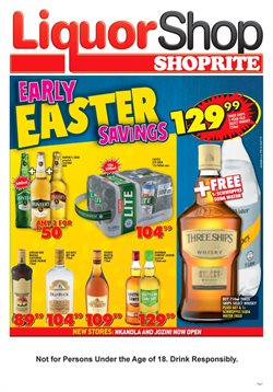 Shoprite deals in the Pietermaritzburg special