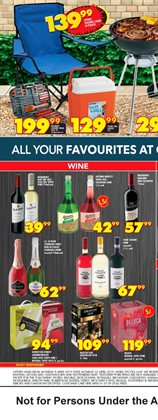 Camping offers in the Shoprite catalogue in Cape Town