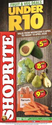 Shoprite catalogue in Cape Town ( Expires tomorrow )