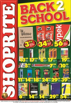 Shoprite catalogue in Roodepoort ( Expires tomorrow )