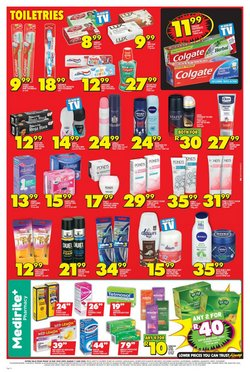 Lux specials in Shoprite