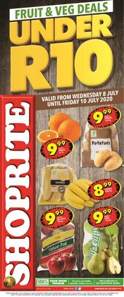 Shoprite catalogue ( Expires tomorrow )