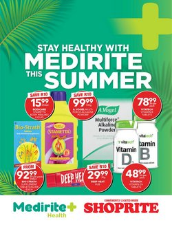 Shoprite catalogue ( 7 days left )