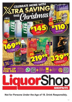 Shoprite catalogue ( 15 days left )