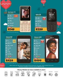 IPhone 8 specials in Shoprite