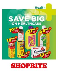 Shoprite catalogue ( Expired )