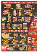 Groceries offers in the Shoprite catalogue ( 4 days left )