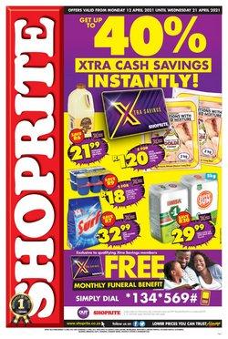 Shoprite catalogue ( 2 days ago )