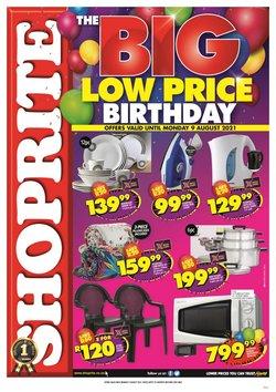 Shoprite catalogue ( 7 days left)