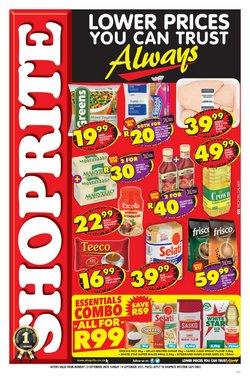 Shoprite catalogue ( Expired)
