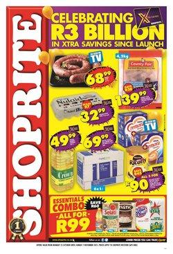 Shoprite catalogue ( 1 day ago)