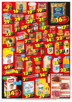 Diapers offers in the Shoprite catalogue in Pietermaritzburg