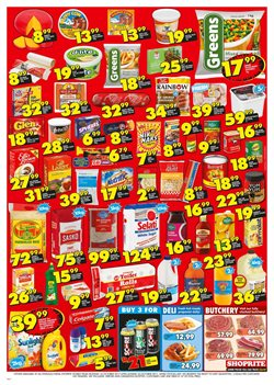 Tea offers in the Shoprite catalogue in Klerksdorp