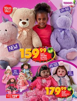 Toys offers in the Shoprite catalogue in Cape Town