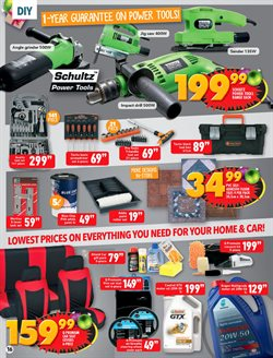 Floors offers in the Shoprite catalogue in Cape Town