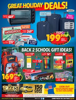 Games offers in the Shoprite catalogue in Cape Town