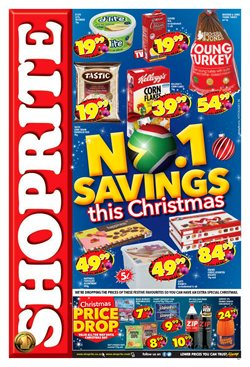 Chocolate offers in the Shoprite catalogue in Cape Town