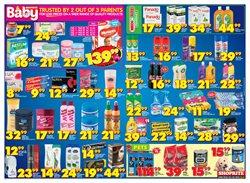 Diapers offers in the Shoprite catalogue in Cape Town