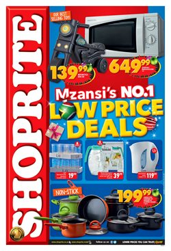 Kitchen offers in the Shoprite catalogue in Cape Town
