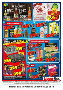 Wine offers in the Shoprite catalogue in Cape Town