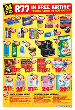 Computers & electronics offers in the Shoprite catalogue in Cape Town