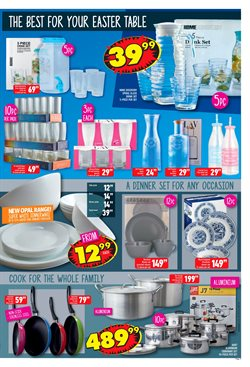 Table offers in the Shoprite catalogue in Cape Town