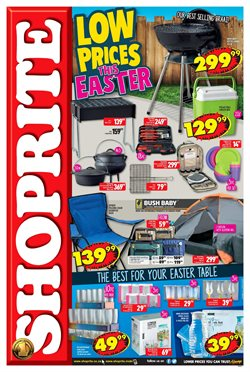 Shoprite deals in the Krugersdorp special