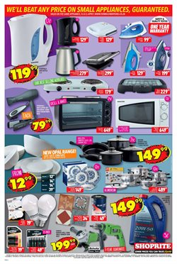 Tiles offers in the Shoprite catalogue in Johannesburg