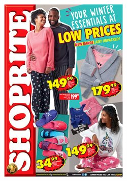 Sports offers in the Shoprite catalogue in Cape Town