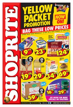 Chicken offers in the Shoprite catalogue in Cape Town