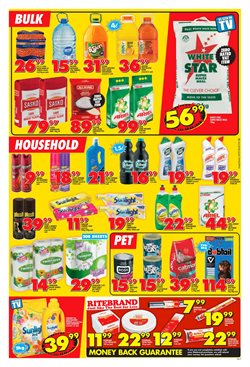 Food offers in the Shoprite catalogue in Cape Town