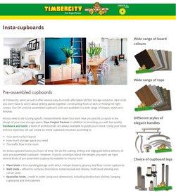 Timbercity catalogue ( Expired )