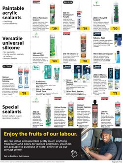 Gap offers in the Builders Trade Depot catalogue ( 1 day ago)