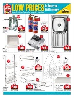 Toys offers in the Builders Trade Depot catalogue in Cape Town