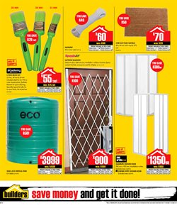 Paint offers in the Builders Trade Depot catalogue in Cape Town
