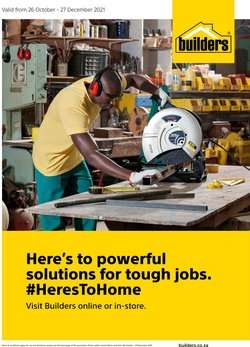 Builders Superstore catalogue ( Published today)