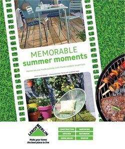 DIY & Garden offers in the Leroy Merlin catalogue ( 7 days left)
