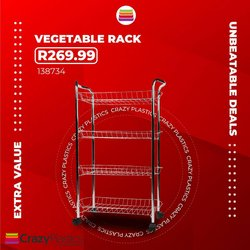 Crazy Plastics offers in the Crazy Plastics catalogue ( 2 days left)