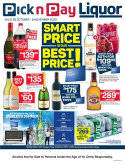 Pick n Pay Liquor catalogue ( 7 days left )